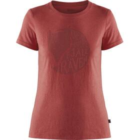 Fjällräven Forever Nature T-Shirt Women, red